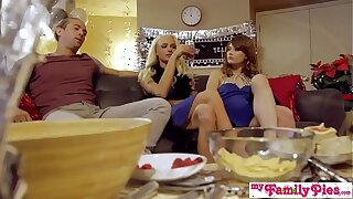 My Grounding Pies - Brutha And Sis Three way Lady-love Into Fresh Yr S1:E3