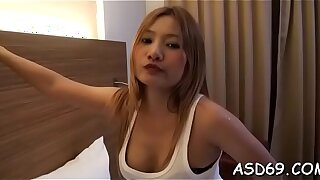 Sugary thai gf with a killer arse luvs ravaging
