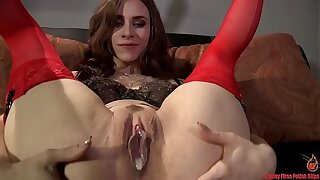 Used Jizz Packed Vag Be fitting of Cucky