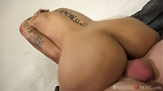Sykotic Angel Big Booty Brazilian Stefania Mafra Gets Fucked