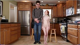 BANGBROS - Petite Teen Redhead Dolly Little Seduces Her Big Unearth Tutor
